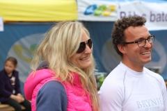 Tomáš s přítelkyní Pavlínou.