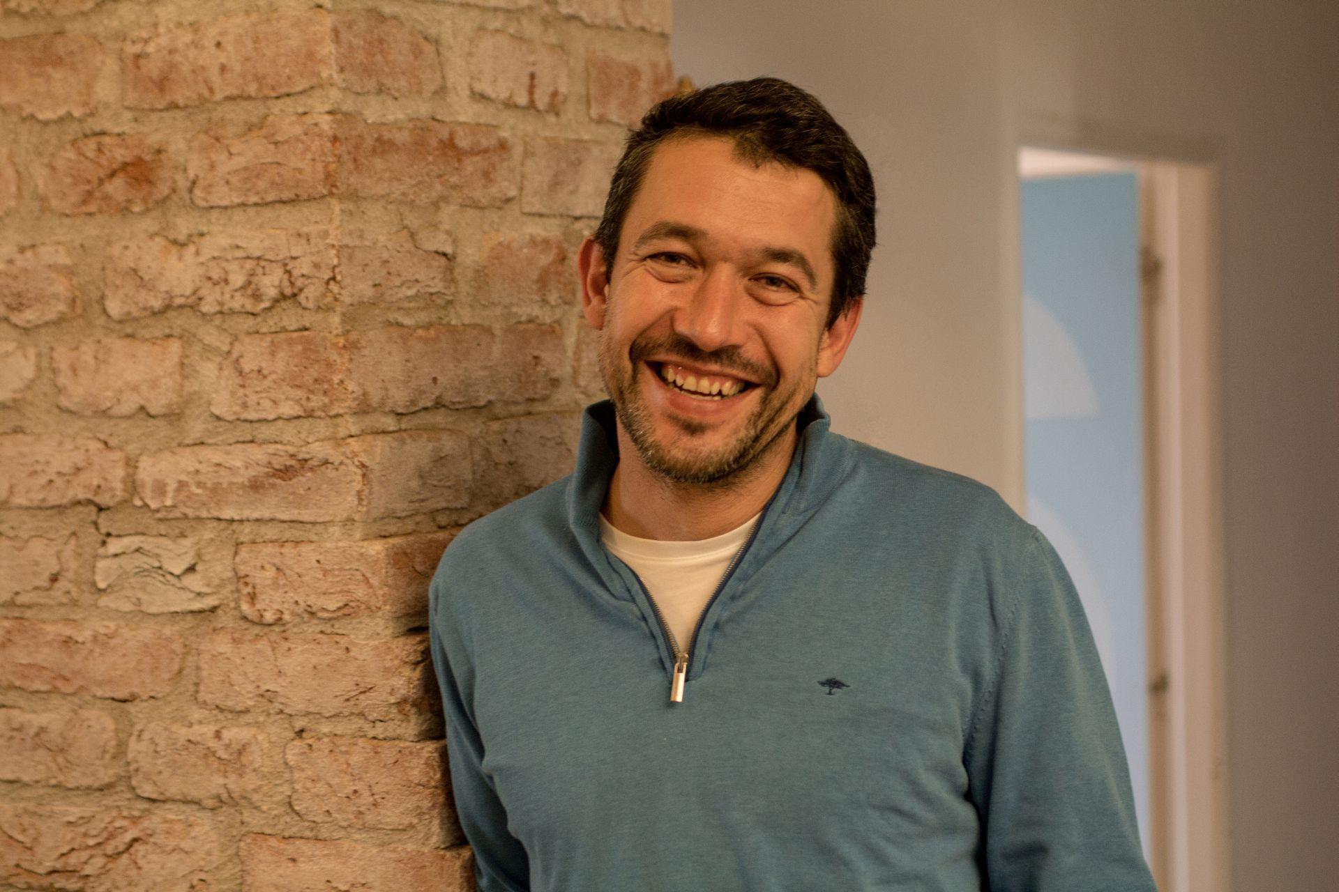 Radvan Bahbouh: Pomáhám hledat zelené slony