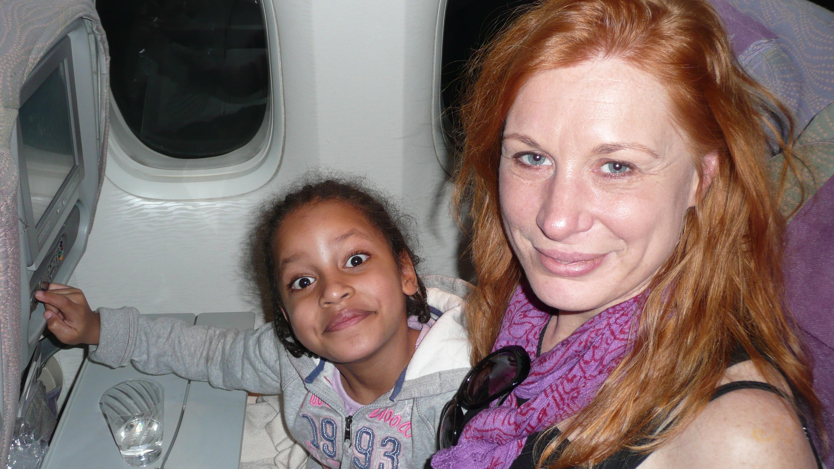 Markéta Nešlehová s dcerou Viki