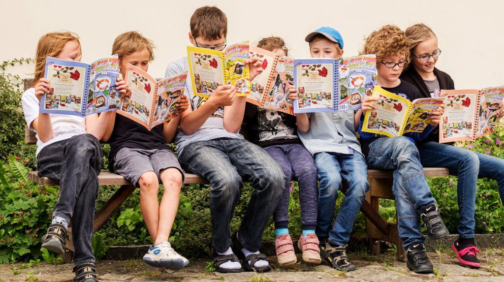 Časopis pro děti: prodělali jsme gatě, ale udělal radost