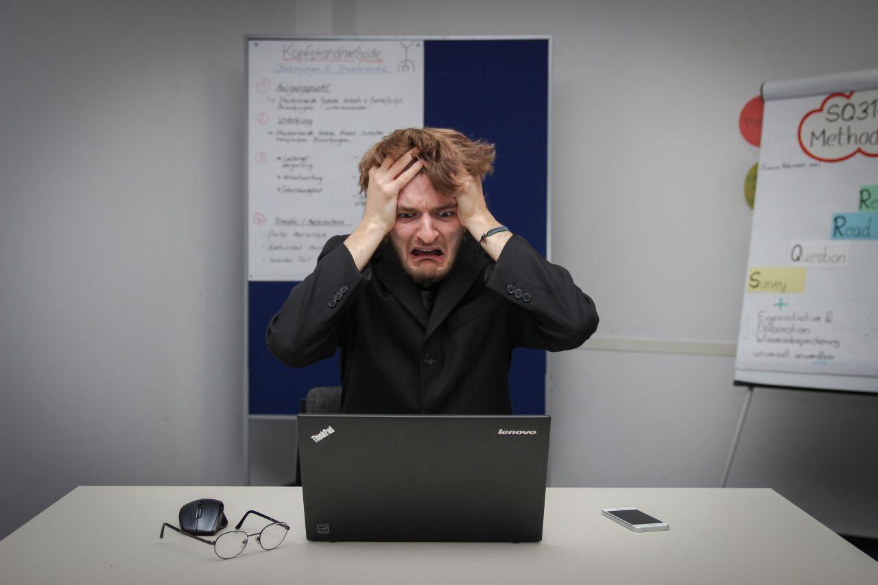 Pálí vás touha po změně práce? Buď jen odkládáte rozhodnutí, nebo se necháte semlít