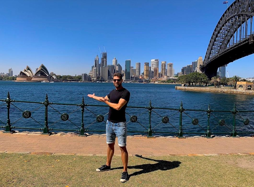 MÍSTO SVATBY V ČESKU ZAČAL ŽÍT V AUSTRÁLII, KDE MÁ UŽ DVA ROKY PRÁZDNINY